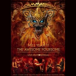 Hell Yeah!!! The Awesome Foursome [DVD]